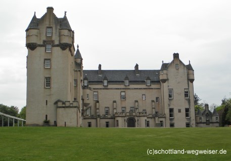 Fyvie Castle, Schottland