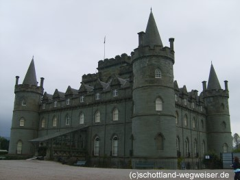 Inveraray Castle, Schottland