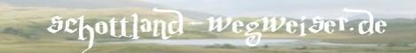 Schottland-Wegweiser