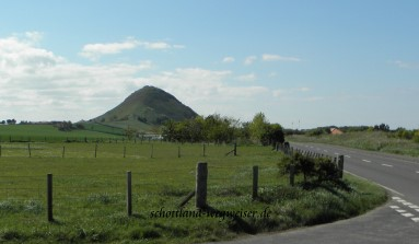 North Berwick Law, Schottland