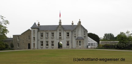 Pitmedden House And Gardens, Museum Of Farming Life  Schottland