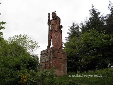 Wallace Statue